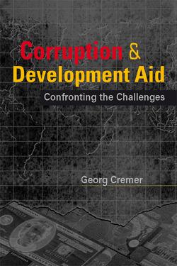 Corruption & Development Aid von Cremer,  Georg