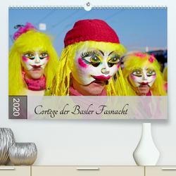 Cortège der Basler Fasnacht (Premium, hochwertiger DIN A2 Wandkalender 2020, Kunstdruck in Hochglanz) von Schulz,  Olaf