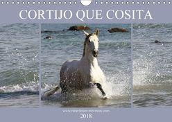 CORTIJO QUE COSITA (Wandkalender 2018 DIN A4 quer) von Eckerl Tierfotografie,  Petra