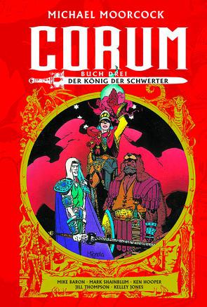 Corum 3: Der König der Schwerter von Baron,  Mike, Hooper,  Ken, Mignola,  Mike, Shainblum,  Mark