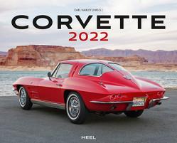 Corvette 2022 von Harley,  Earl