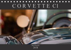 Corvette C1 – Das Original (Tischkalender 2018 DIN A5 quer) von Schürholz,  Peter