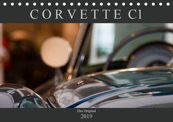 Corvette C1 – Das Original (Tischkalender 2019 DIN A5 quer) von Schürholz,  Peter