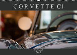 Corvette C1 – Das Original (Wandkalender 2019 DIN A2 quer) von Schürholz,  Peter