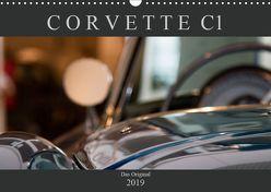 Corvette C1 – Das Original (Wandkalender 2019 DIN A3 quer) von Schürholz,  Peter