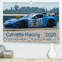 Corvette Racing 2020CH-Version (Premium, hochwertiger DIN A2 Wandkalender 2020, Kunstdruck in Hochglanz) von J. Koller,  Alois