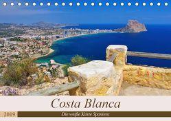 Costa Blanca – Die weiße Küste Spaniens (Tischkalender 2019 DIN A5 quer) von LianeM