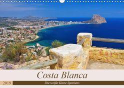 Costa Blanca – Die weiße Küste Spaniens (Wandkalender 2019 DIN A3 quer) von LianeM