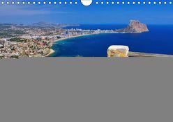 Costa Blanca – Die weiße Küste Spaniens (Wandkalender 2019 DIN A4 quer) von LianeM
