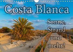 Costa Blanca – Sonne, Strand und mehr (Wandkalender 2018 DIN A4 quer) von Sobottka,  Joerg