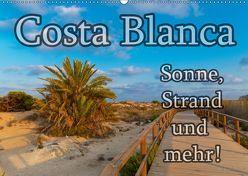 Costa Blanca – Sonne, Strand und mehr (Wandkalender 2019 DIN A2 quer) von Sobottka,  Joerg