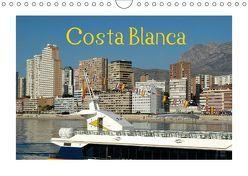 Costa Blanca (Wandkalender 2018 DIN A4 quer) von Atlantismedia,  k.A.