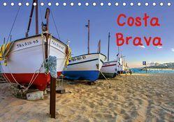 Costa Brava (Tischkalender 2019 DIN A5 quer) von 2015 by Atlantismedia,  (c)