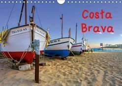 Costa Brava (Wandkalender 2019 DIN A4 quer) von 2015 by Atlantismedia,  (c)