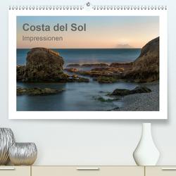 Costa del Sol Impressionen (Premium, hochwertiger DIN A2 Wandkalender 2020, Kunstdruck in Hochglanz) von Knappmann,  Britta