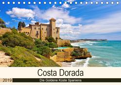Costa Dorada – Die Goldene Küste Spaniens (Tischkalender 2019 DIN A5 quer) von LianeM