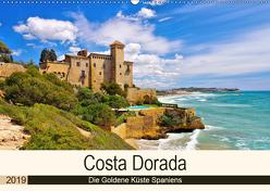 Costa Dorada – Die Goldene Küste Spaniens (Wandkalender 2019 DIN A2 quer) von LianeM