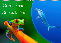 Costa Rica – Cocos Island (Wandkalender 2020 DIN A2 quer) von Jager,  Henry