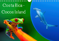 Costa Rica – Cocos Island (Wandkalender 2020 DIN A4 quer) von Jager,  Henry