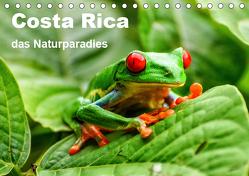 Costa Rica – das Naturparadies (Tischkalender 2019 DIN A5 quer) von Nowak,  Oliver