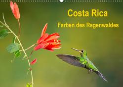 Costa Rica – Farben des Regenwaldes (Wandkalender 2020 DIN A2 quer) von Akrema-Photography