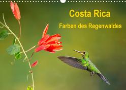 Costa Rica – Farben des Regenwaldes (Wandkalender 2020 DIN A3 quer) von Akrema-Photography