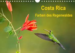 Costa Rica – Farben des Regenwaldes (Wandkalender 2020 DIN A4 quer) von Akrema-Photography