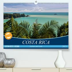 COSTA RICA Farben und Licht (Premium, hochwertiger DIN A2 Wandkalender 2021, Kunstdruck in Hochglanz) von Gerber,  Thomas