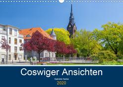 Coswiger Ansichten (Wandkalender 2020 DIN A3 quer) von Hanke,  Gabriele