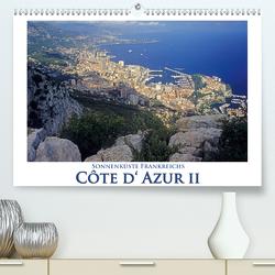 Cote d' Azur II – Sonnenküste Frankreichs (Premium, hochwertiger DIN A2 Wandkalender 2021, Kunstdruck in Hochglanz) von Janka,  Rick