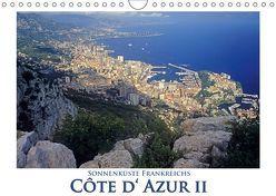 Cote d' Azur II – Sonnenküste Frankreichs (Wandkalender 2019 DIN A4 quer) von Janka,  Rick
