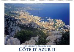 Cote d' Azur II – Sonnenküste Frankreichs (Wandkalender 2021 DIN A2 quer) von Janka,  Rick