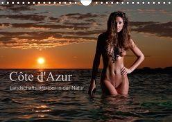 Côte d'Azur – Landschaftsaktbilder in der Natur (Wandkalender 2018 DIN A4 quer) von Zurmühle,  Martin