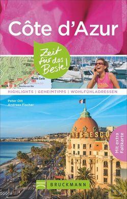 Côte d'Azur – Zeit für das Beste von Fischer,  Andreas, Ott,  Peter