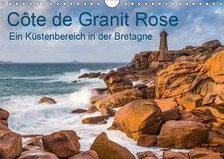 Côte de Granit Rose – Ein Küstenbereich in der Bretagne (Wandkalender 2019 DIN A4 quer) von Hoffmann,  Klaus