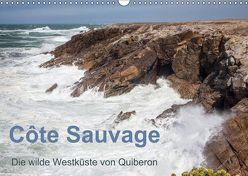 Côte Sauvage – Die wilde Westküste von Quiberon (Wandkalender 2019 DIN A3 quer) von Benoît,  Etienne