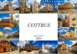 Cottbus Impressionen (Wandkalender 2020 DIN A4 quer) von Meutzner,  Dirk