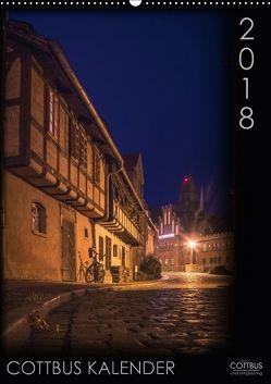 Cottbus Kalender – 2018 (Wandkalender 2018 DIN A2 hoch) von Renz,  Marlon