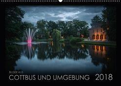 Cottbus und Umgebung – 2018 (Wandkalender 2018 DIN A2 quer) von Renz,  Marlon
