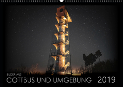 Cottbus und Umgebung – 2019 (Wandkalender 2019 DIN A2 quer) von Renz,  Marlon