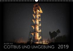 Cottbus und Umgebung – 2019 (Wandkalender 2019 DIN A3 quer) von Renz,  Marlon