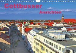 Cottbusser Ansichten (Wandkalender 2018 DIN A4 quer) von Witkowski,  Bernd