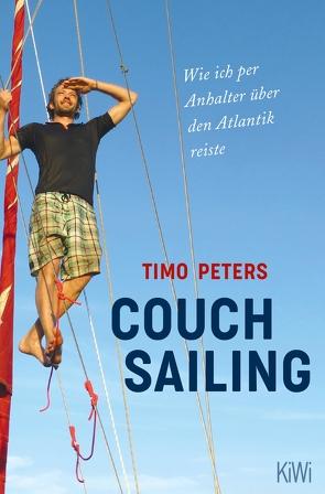 Couchsurfing auf dem Atlantik von Peters,  Timo