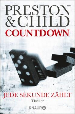 Countdown – Jede Sekunde zählt von Child,  Lincoln, Preston,  Douglas