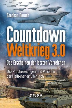 Countdown Weltkrieg 3.0 von Berndt,  Stephan