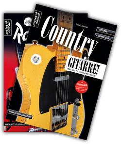 Country- & Rockabilly-Gitarre – Set von Schurse,  Lars