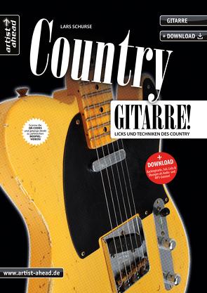 Country-Gitarre! von Schurse,  Lars