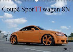 Coupé SporTTwagen 8N (Wandkalender 2019 DIN A3 quer) von SchnelleWelten