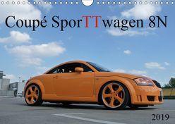Coupé SporTTwagen 8N (Wandkalender 2019 DIN A4 quer) von SchnelleWelten