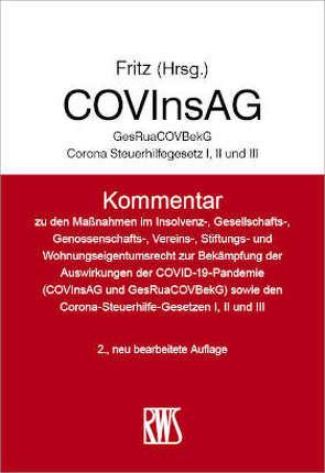 COVAbmildG von Fritz,  Daniel F.